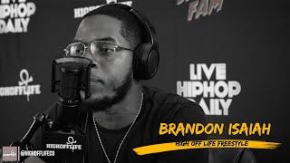 Gambar cover Brandon Isaiah TALKS HEAVY on JADAKISS Beat | #HighOffLife Freestyle 010