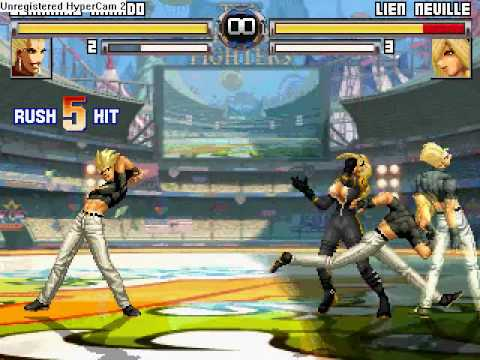 King of Fighters M.U.G.E.N - Specials (with download)