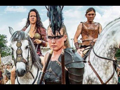 Emanzenshow beim Kaltenberger Ritterturnier: Die Männer werden abgemurkst
