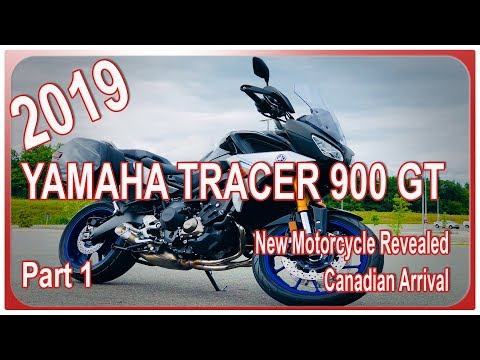 Yamaha Tracer  GT Canadian Edition - First Ride