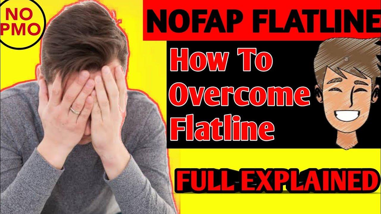 Nofap flatline in Hindi    How to Overcome Flatline    The