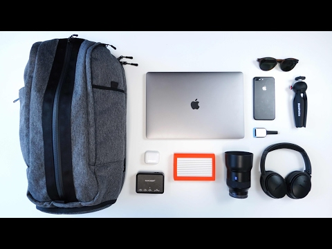 THE ULTIMATE TECH TRAVEL BAG - Ep. 9