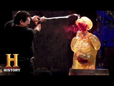 Forged In Fire: Top 5 African Blades In History Tested   Exclusive   History