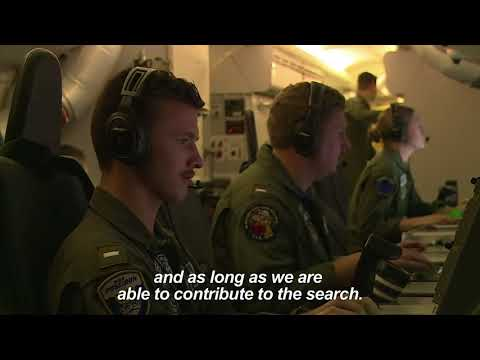 US navy planes scan sea in Argentina sub hunt