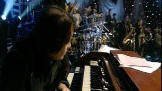 """Dave Swift on Bass with Jools Holland backing Eric Clapton """"Stop Breakin' Down Blues"""""""