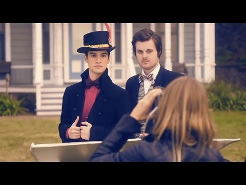 Panic! At The Disco: Vices & Virtues Photoshoot