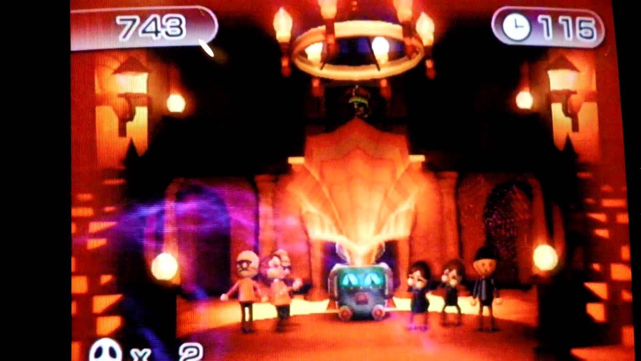 Wii Play Motion - Find Ghost - Gaming par DJDark & The Legendary Kid