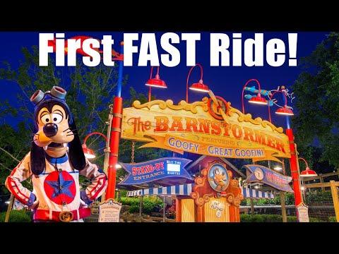 Michael's First Roller Coaster (He's Horrified!)