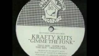 Krafty Kuts - Gimme The Funk (original mix)