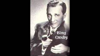 Watch Bing Crosby Misty video