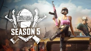 PUBG PC SEASON 5 NEW UPDATE LIVE WITH BAGHA !CLIP !paytm !discord