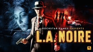 LA Noire Gameplay PC Max Settings
