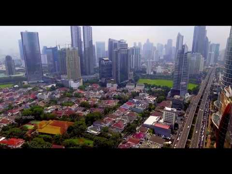 Jakarta Indonesia Drone