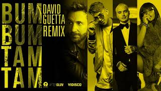 Baixar Mc Fioti, J Balvin, Stefflon Don - Bum Bum Tam Tam (David Guetta Remix)