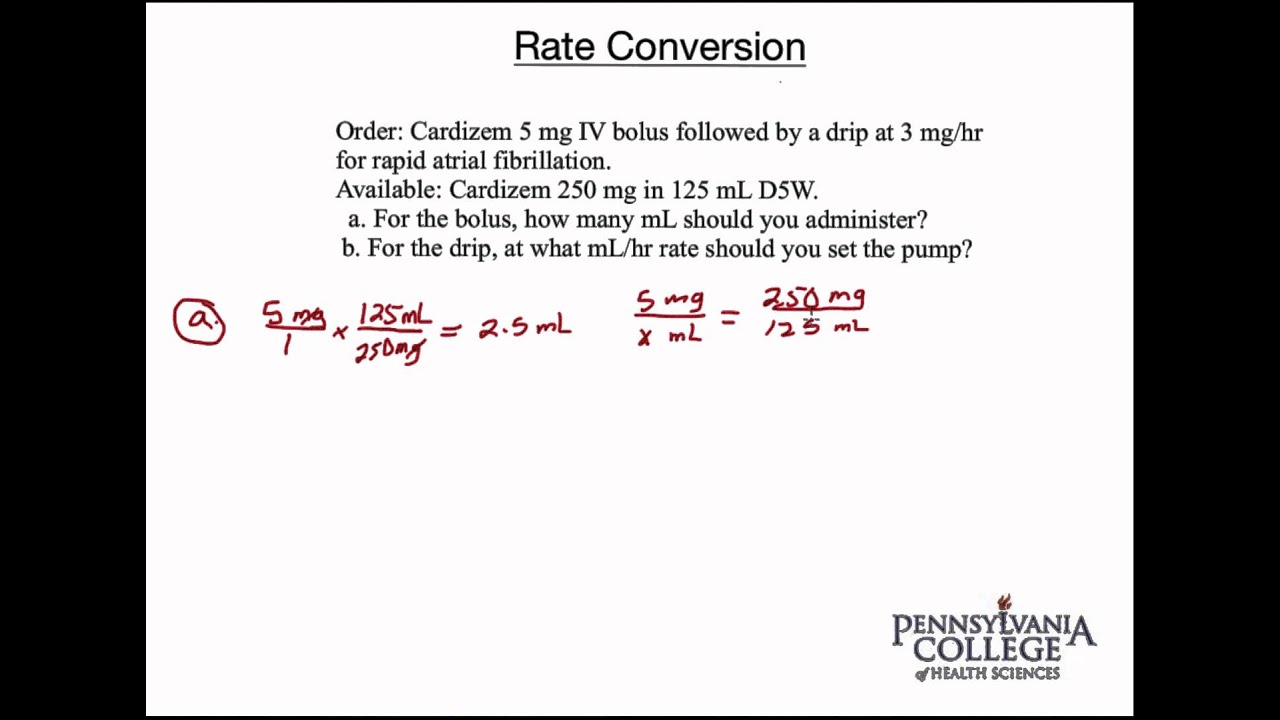 Rate Conversion 17