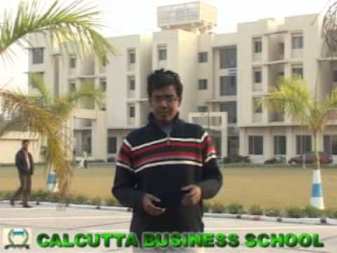 Capmus life at Calcutta Business School