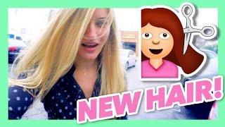 NEW HAIR!   iJustine