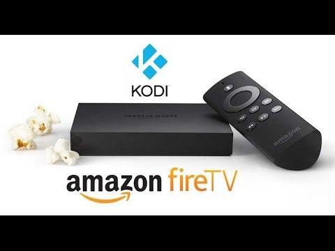 How to create Kodi Shortcut on Amazon Fire TV Homescreen?