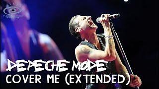 Depeche Mode - Cover Me | Remix 2020. Surround + Subtitles [1080p ᴴᴰ]