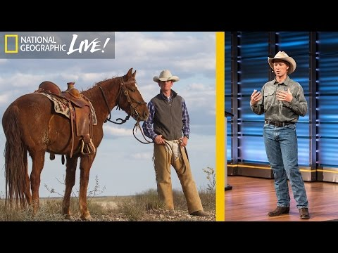 Why Four Cowboys Rode Wild Horses 3,000 Miles Across America (Part 2) | Nat Geo Live