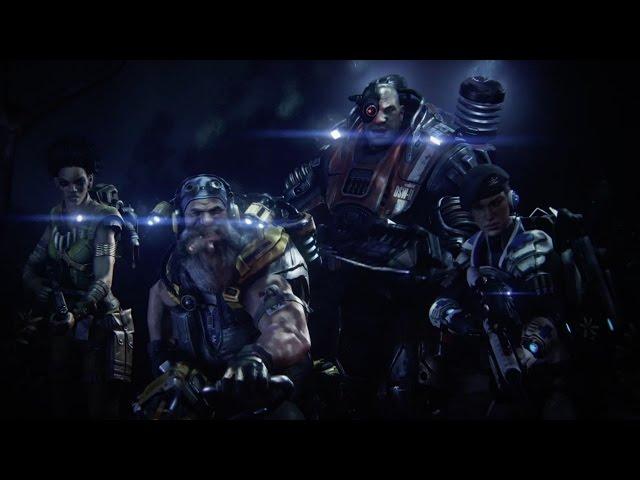 Evolve (видео)