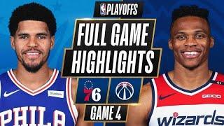 Game Recap: Wizards 122, Sixers 114