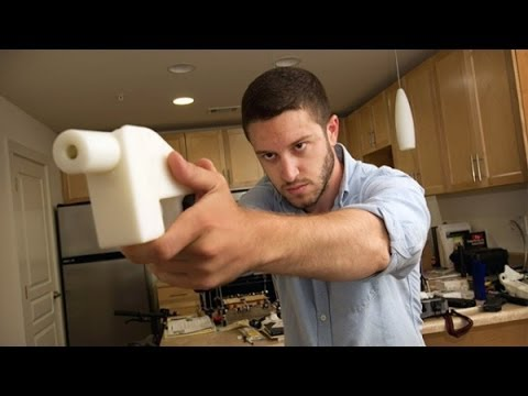 Cody Wilson on Designing the 3D Printed Gun & the future of 3D Printing