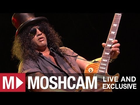 Slash Ft.Myles Kennedy & The Conspirators - Band Introductions/Slither | Live In Sydney | Moshcam