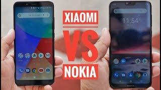 Nokia 6.1 Plus vs Mi A2 Full Comparison : Itna Simple Nahi Hai ! 🔥