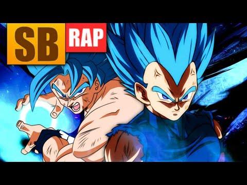 Rap do Goku e Vegeta Feat. Tauz | Sem Limites 02 | Spider Beats thumbnail