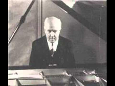 Walter Gieseking plays Debussy Valse Romantique