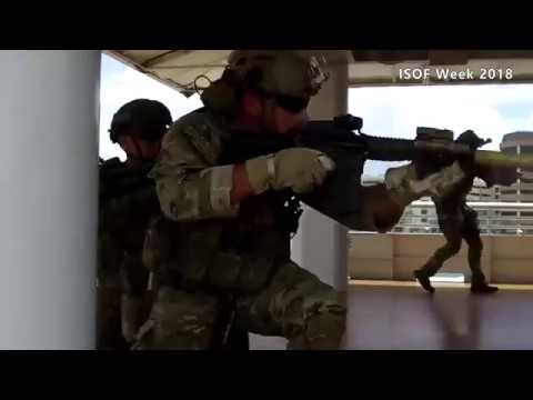 International Special Operations Forces Capabilities Exercise 2018 I  ISOF Week 2018
