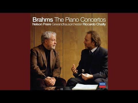 Brahms: Piano Concerto No.2 In B Flat, Op.83 - 1. Allegro Non Troppo