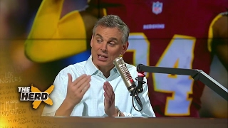 Best of The Herd with Colin Cowherd on FS1 | JANUARY 18 2017 | THE HERD