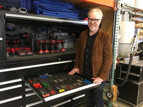 Adam Savage's Maker Tour: Thinkery