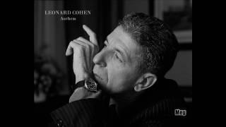 Leonard Cohen - Anthem