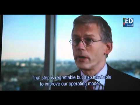 Philips CEO Frans van Houten over derde kwartaalcijfers