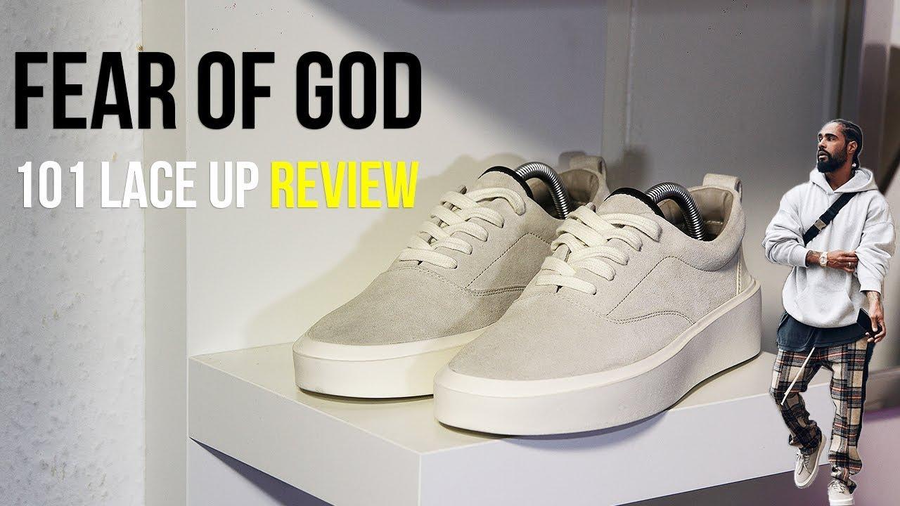 fear of god 101 sneaker