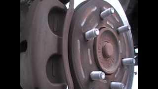 06 f 150 brake pad change secrets
