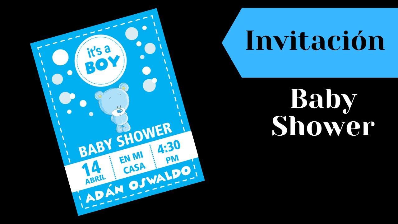 Cajitas Para Bautizo Nino.Invitacion Para Baby Shower De Nino