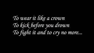 Обложка Vaults Cry No More Fifty Shades Of Grey Official Lyrics
