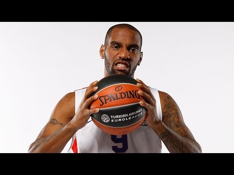 Focus on Aaron Jackson, CSKA Moscow