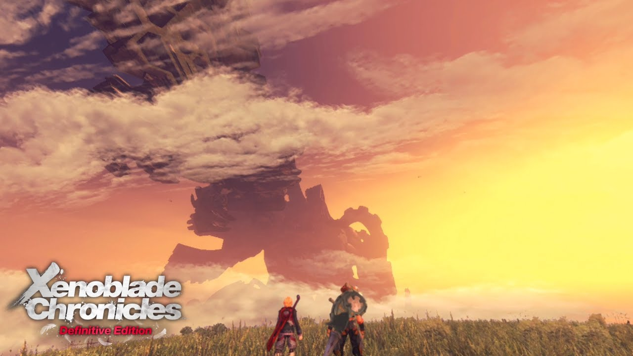 11] Our Enemy - Xenoblade Chronicles Definitive Edition - YouTube