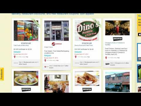 How To Find The Best Fast Food Coupons and Local Food Delivery Deals