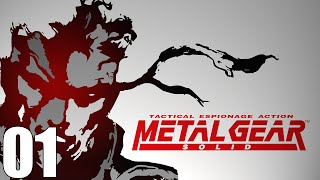 Metal Gear Solid Walkthrough Part 1 - The Nostalgia (PS3 Gameplay)