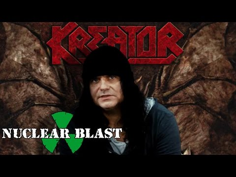 KREATOR - Gods Of Violence - Track By Track #1 (OFFICIAL TRAILER)