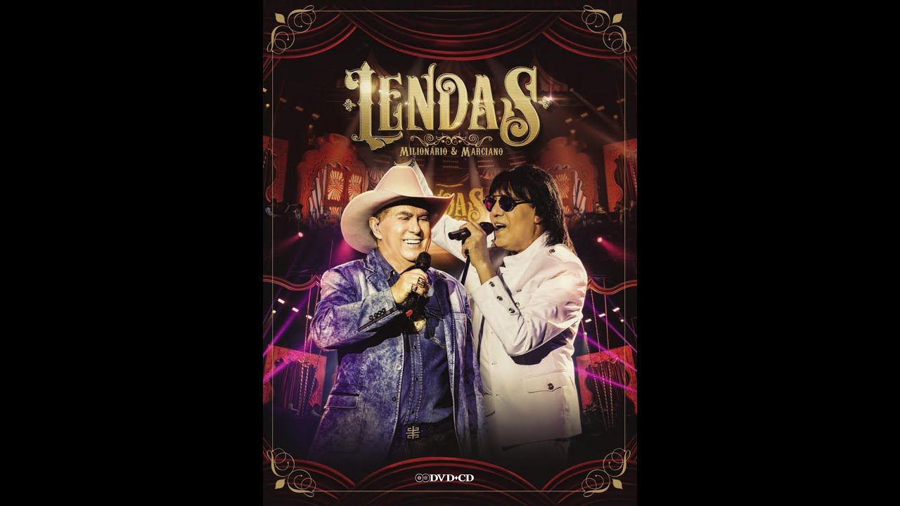 Download DVD Milionário & Marciano - Lendas 'Show Completo'