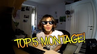 Blur: TOP 5 MONTAGE IN HDDIO (MUST WATCH!)