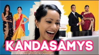 South African Indian reacts to the KANDASAMYS!