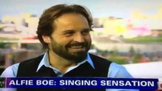 Alfie Boe on Piers Morgan